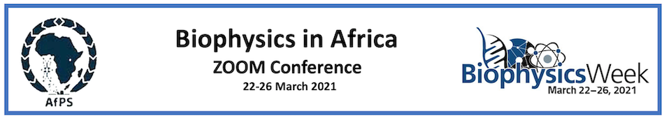 BIOPHYSICS IN AND FOR AFRICA